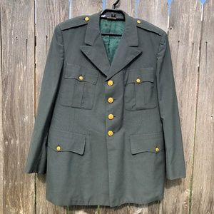 US Army Uniform Jacket Tropical AG-344 Class 3 44R